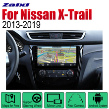 ZaiXi Android 2 Din Auto Radio For Nissan X-Trail Qashqai Dualis Rouge 2013~2019 Car Multimedia Player GPS Navigation System