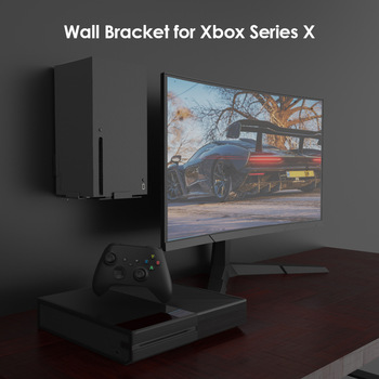¿No sabes donde colocar tu Xbox Series X? Prueba con este soporte 2