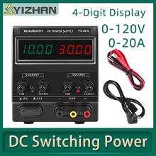 New 30V 10A Bench power supply laboratory power feeding Source lab Source voltage regulator 220 v current stabilizer powersupply