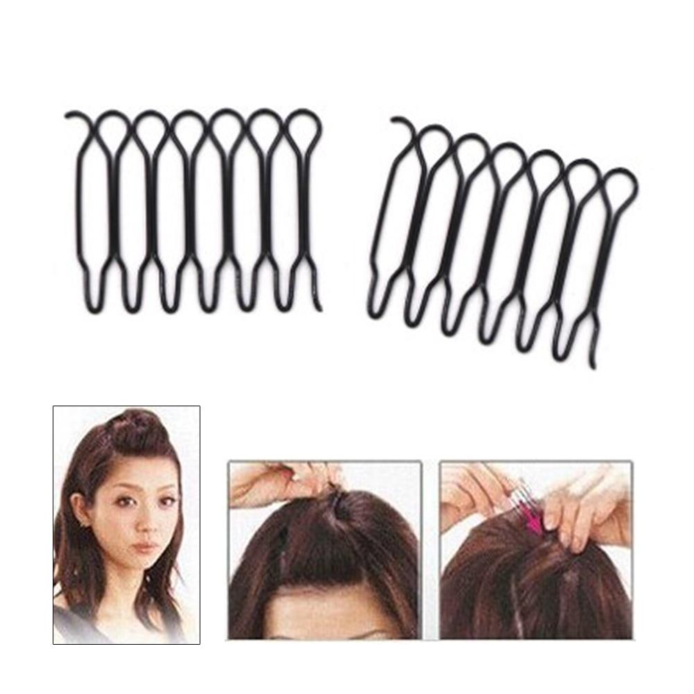 de metal grampos de cabelo para mulheres