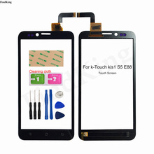 5''Mobile Touch Screen For K-Touch KIS1 S5 E88 Touch Screen Front Glass Digitizer Touch Panel Front Sensor Replacement Part