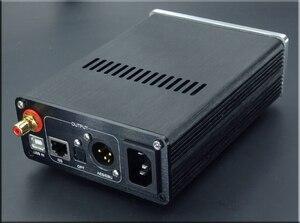 Image 2 - DU U8 XMOS USB להמיר קואקסיאלי דיגיטלי ממשק תמיכה DSD
