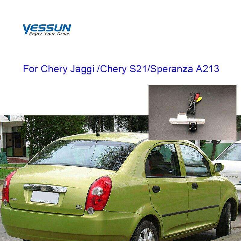 Car Parking System Camera For Chery Jaggi /Chery S21/Speranza A213  Car License Plate Rear View Reverse Backup Camera