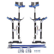 Painter-Tool Plastering Stilts Drywall Aluminum-Alloy Extension 24-40inch Adjustable