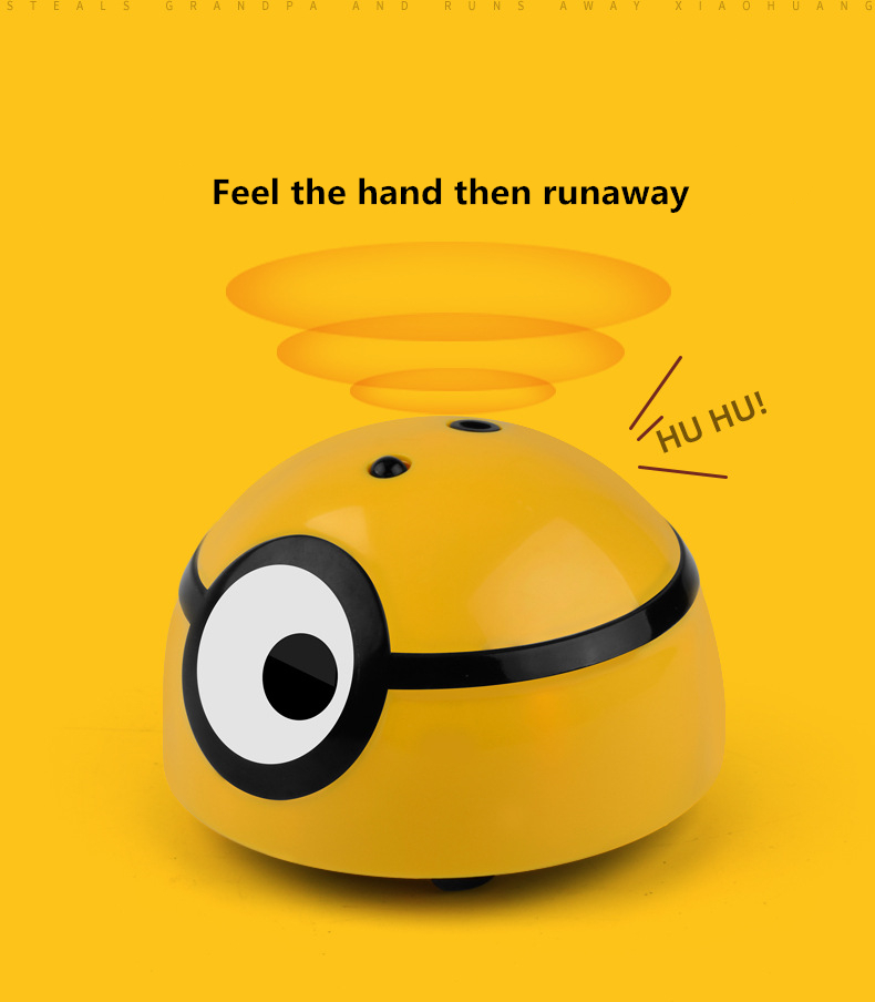 Clearance SaleToy Minions Intelligent Funny Gifts Kids Cute with Sound for Newest High-Quality