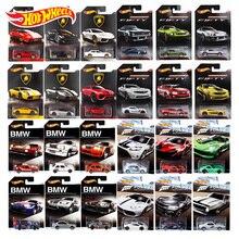 Original 1:64 Hot Wheels Car Collector Edition The 50th Anniversary of Rambogini Honda Ford Metal Diecast 1/64 Model Toy
