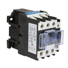 AC Contactor 220V 32A CJX2-3201 High Sensitivity Industrial Electric AC Contactor