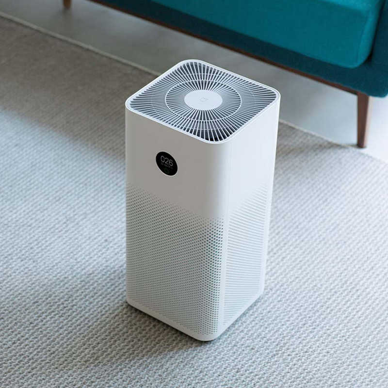 شياوmi الهواء تنقية 3 فلتر mi منقي هواء الطازجة الأوزون للمنزل السيارات الدخان الفورمالديهايد التعقيم مكعب الذكية mi جيا APP التحكم