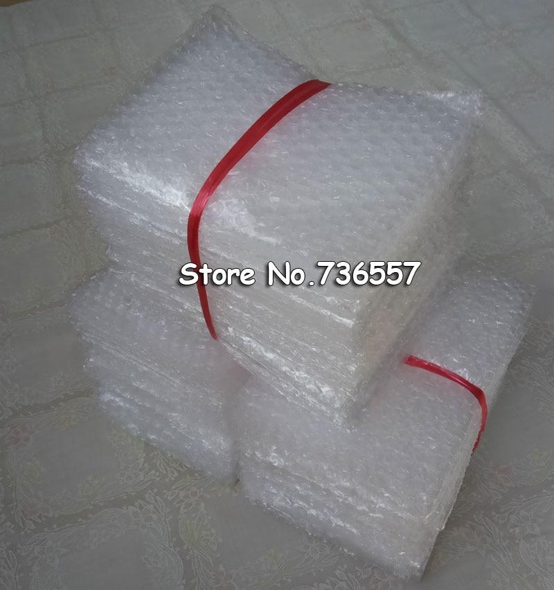 10*15cm 50Pcs 10mm Polietileno Material De Embalaje Bubble Protective Bag Wrap Craft Embalajes Burbujas Mailer Bag