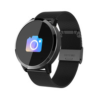 Q8 smart band OLED color screen heart rate sleep health monitoring super long standby sports fitness fashion smart bracelet