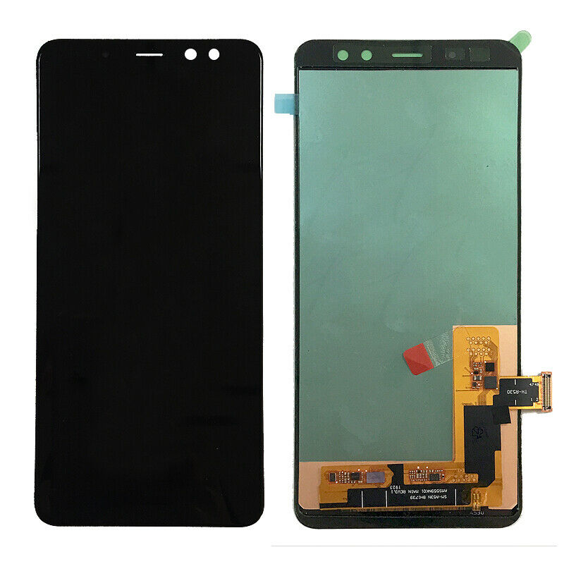 5.6 TFT Screen For Samsung Galaxy A8 2018 A530 A530F A530W A530N LCD Touch Screen Encoding Converter Assembly Panel Parts (TFT)