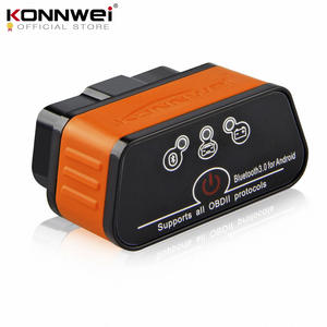 OBD2 Scanner Car-Diagnostic-Tool ELM327 Bluetooth KONNWEI Icar2 327-V