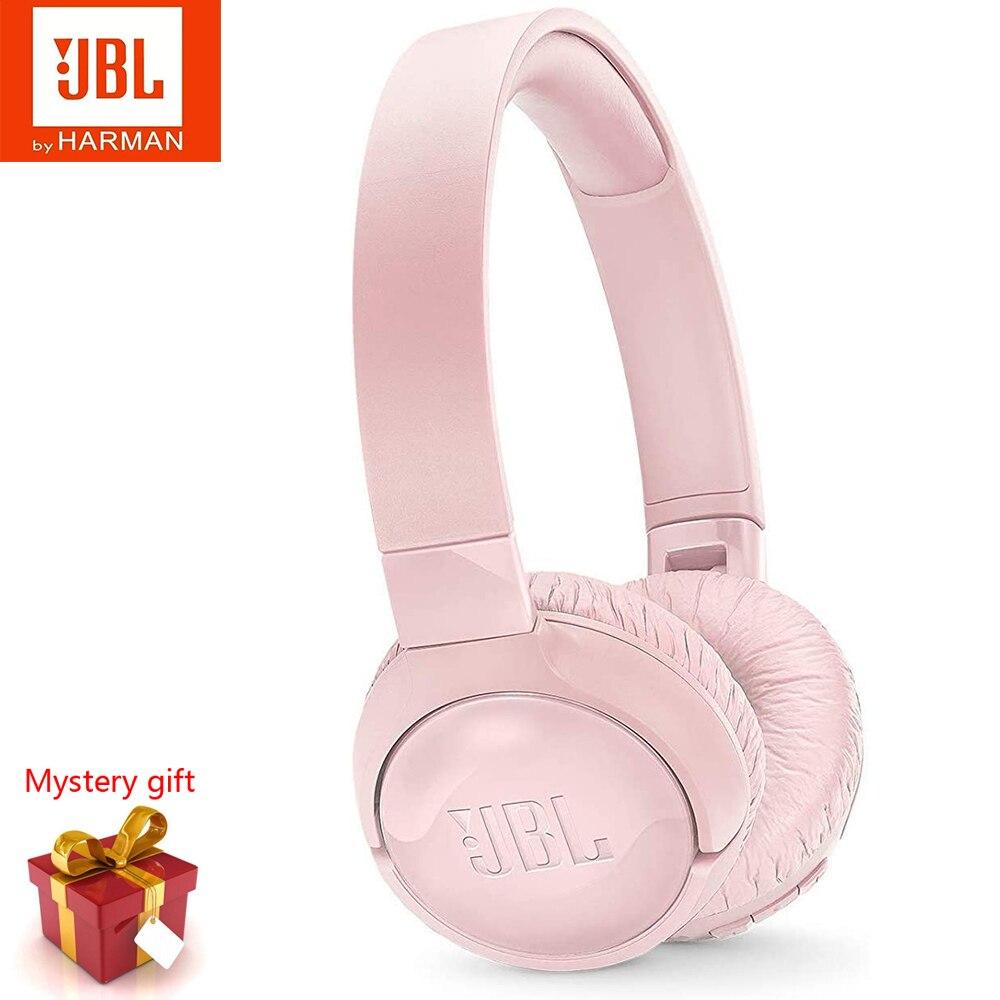 Fones de Ouvido Ativo com Cancelamento de Ruído Fones de Ouvido com Microfone Fone de Ouvido T600btnc sem Fio Novo Bluetooth Microfone Tune 600 Btnc Jbl com