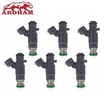 6sets fuel injector repair kit & service kits fit for Nissan Infiniti 2000-04 Fuel Injector 16600-5L700 166005L30 AY-RK010