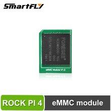16GB / 32GB/ 64GB/ 128GB eMMC Moudle רוק Pi