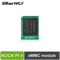 Moudle de 16 gb/32 gb/64 gb/128 gb emmc para o pi da rocha|Acessórios p/ quadro de demonstração| |  -