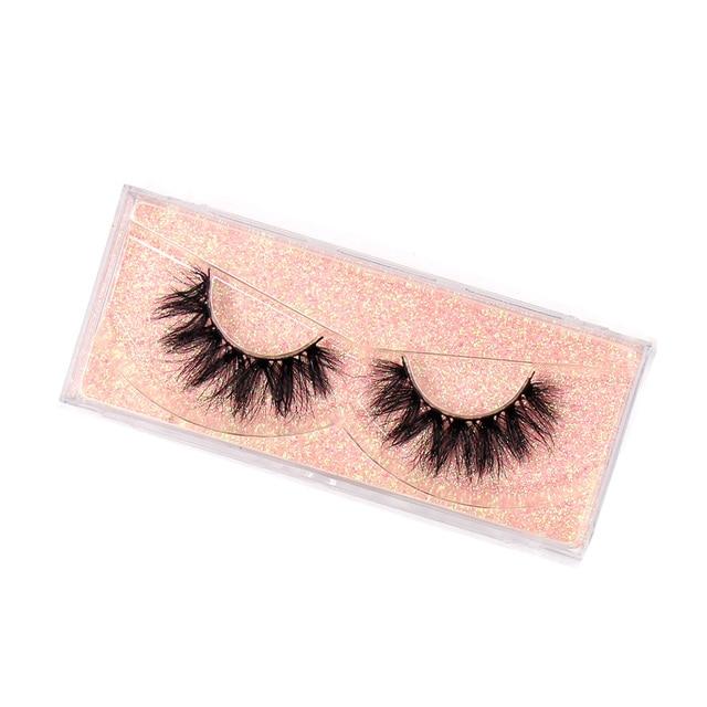 AMAOLASH Makeup 3D false eyelashes fake lashes makeup kit Mink Lashes extension mink eyelashes Handmade Reusable Eyelashes 3