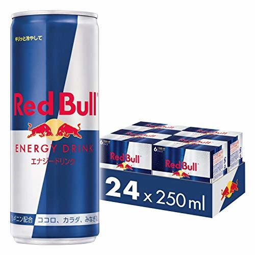 1 Caso Red Bull (Red Bull) 250mlX24 Bottiglie Red Bull Energy Drink