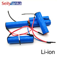 3000mAh for Electrolux 18V Li ion battery pack ZB2941 ZB2904X ZB2942 ZB2943 Type NV144NIBRC vacuum cleaner