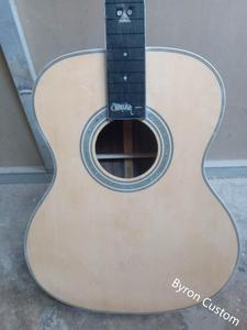 Бесплатная Доставка Заводская Заказная OM28 Акустическая гитара 28jm Подпись акустические электрические гитары