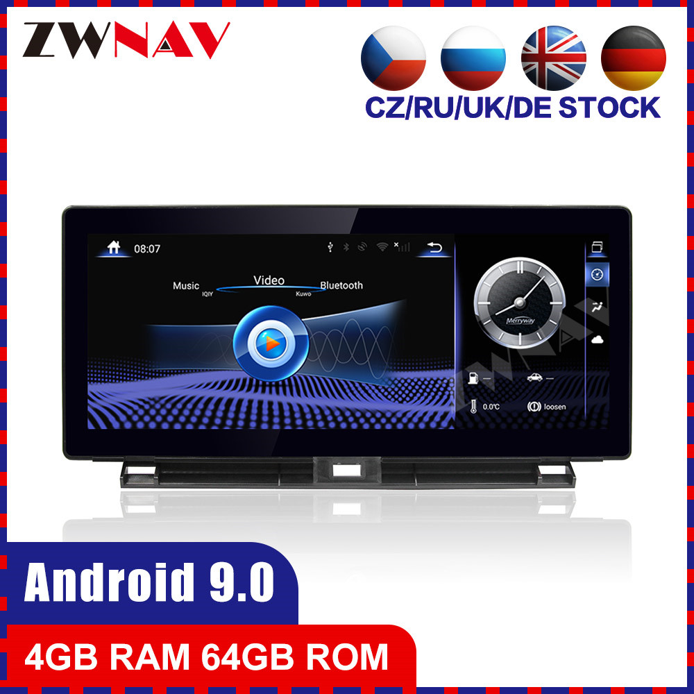 4+64G <font><b>Android</b></font> 9.0 Car multimedia Player For Lexus NX 2014 2015 2016 car GPS <font><b>navigation</b></font> Auto stereo radio tape recorder head unit image