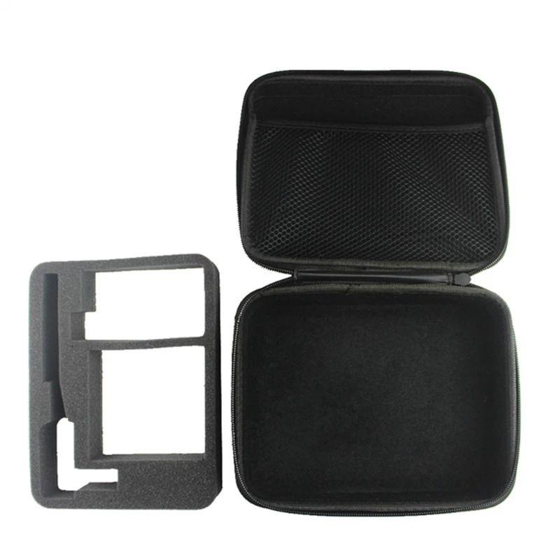 Walkie Talkie Case Carring Handbag Storage For BAOFENG UV-5R/5RE Plus RETEVIS Two Way Radio Launch Hunting Bag Camouflage Radio