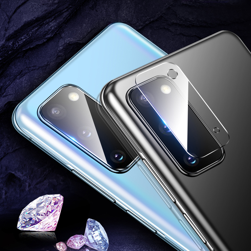 Lens Tempered Glass For Samsung S20 Ultra Plus Camera Screen Protector For Galaxy Note 10 Lite S10e S10 Lite Camera Glass