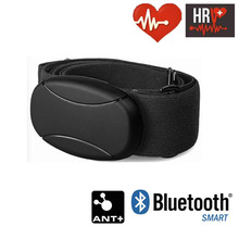 HRV Monitor Chest-Strap Wahoo Ant-Heart-Rate Variability-Monitoring Bluetooth Polar-Garmin