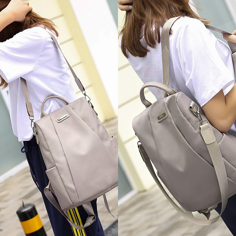 H55c8275416a14fbbbecc4ea8283569e2k - Women Fashion Backpack Oxford Multifunction Bags Female Anti-theft Casual Backpacks Girl's Elegant Mochila For School Work
