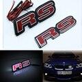 3D металлические наклейки для автомобиля Honda RS Fit Civic HR-V VEZEL Accord Inspire автомобильные аксессуары светодиодный светильник с передний капот автомо...