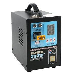 Image 2 - 737G Upgraded Version 737G+ Spot Welder Machine For 18650 Batteries Nickel Strip Connection High Power Pulse Welding Pen