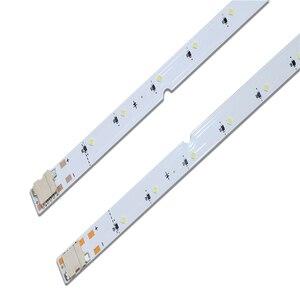 Image 2 - LED Backlight Lamp strip for Samsung 160628 160616 BN95 03721A V6LF_490SFB V6LF_490DKA_LED31 UN49K5300 UE49K5100 CY FK049BNEV3H