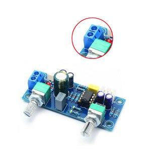 Image 3 - Kit DIY de preamplificador de graves con filtro de paso bajo 3C Low Pass, placa amplificadora de amperios Doble potencia NE5532