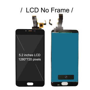 Image 3 - LCD For Meizu M5 M5s LCD M5 mini M5mini Display Touch Screen Digitizer Assembly Meilan 5 M611A M611H M611D Display Meilan 5s LCD