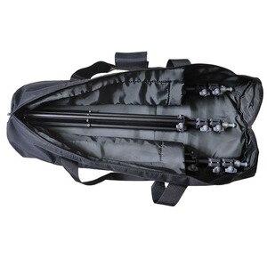 Image 1 - 80/90/100/120cm en plein air noir rembourré support de lumière trépied porter sac de transport étui photographique lumière support paquet sac de transport