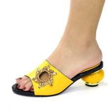 Latest Women Slippers Summer Soft Footwear Fashion Female Shoes Slides Outdoor Rubber Low Heels Women's Sandals Italian Shoes