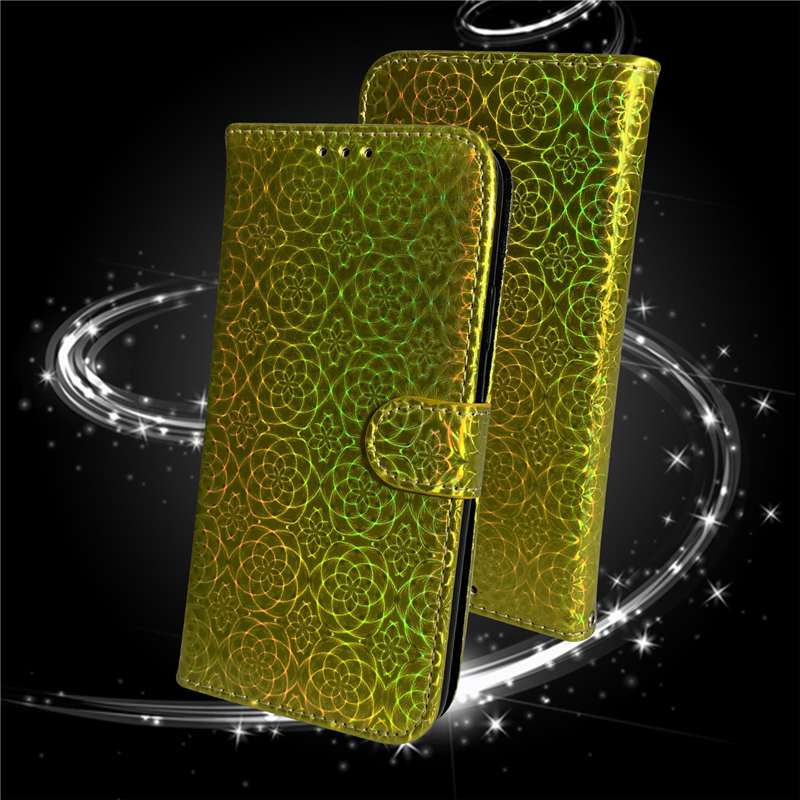Gradient Colorful PU Leather Case for iPhone 11/11 Pro/11 Pro Max 57