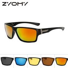 Fashion Wild Polarized Driving Glasses Men Goggles Photochromic Eyewear Brand De