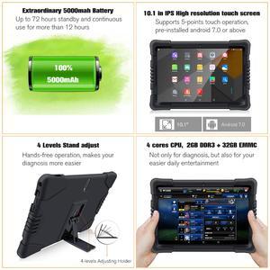 Image 5 - NEXPEAK K1 Pro ماسح ضوئي لتشخيص السيارة ، أداة تشخيص السيارة ، إعادة تعيين الزيت ، ABS ، وسادة هوائية ، EPB ، DPF ، Obd 2 ، Bluetooth ، جميع الأنظمة