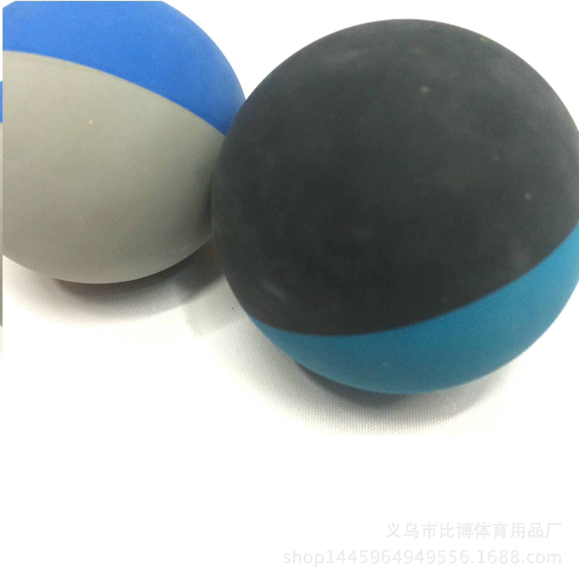 Genuine Product 5.5 Cm American-Style Standard Squash Rubber Hollow Spheres Wall Thickness 5 Mm High Bounce Special Offer Double