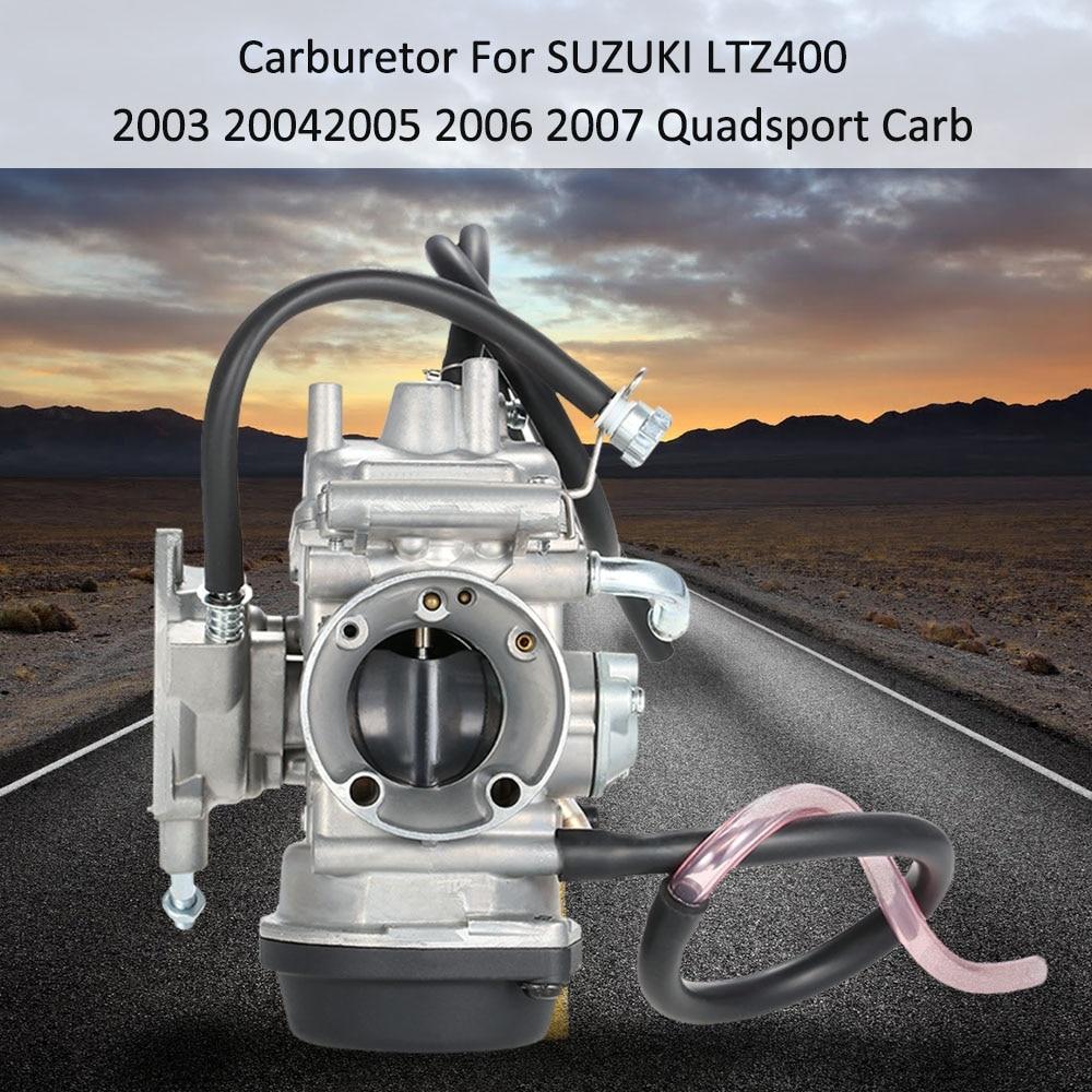 Карбюратор для SUZUKI LTZ400 2003 2004 2005 2006 2007 Quadsport Carb