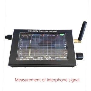 Image 1 - مولد إشارة محلل الطيف البسيط ، 35 م 4.4 جيجا هرتز ، مسح ، شاشة LCD 4.3 بوصة ، علبة معدنية ، شحن مجاني