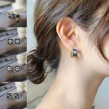 Рельефные цветочные украшения для ушей характерные женские серьги