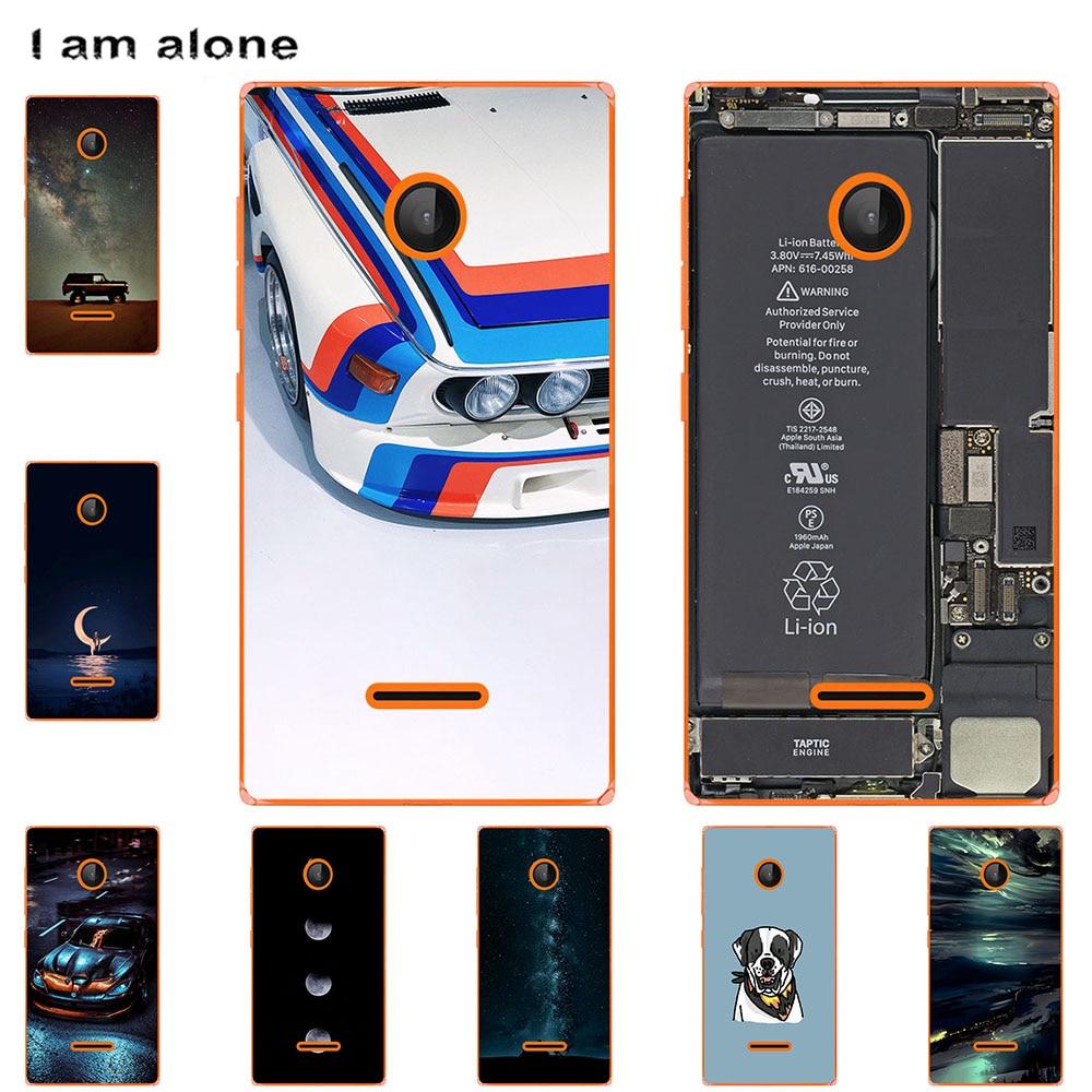 Phone Cases For Microsoft Lumia 430 435 Nokia Lumia 520 530 Case Cute Cover Mobile Fashion Bags Free Shipping