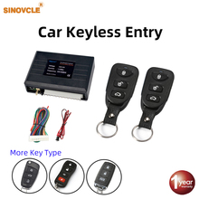Door-Lock Car-Alarm-Systems Auto-Remote-Central-Kit