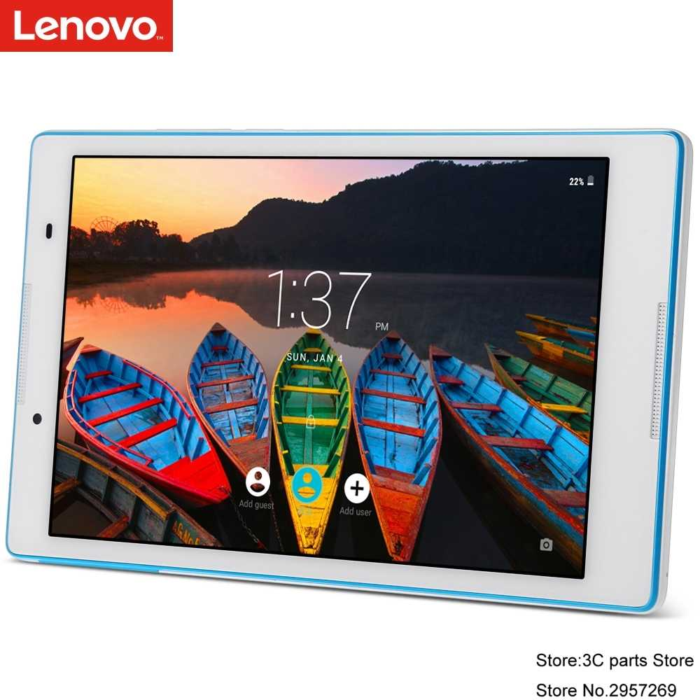 מכירה לוהטת lenovo Tab3 850F WIFI גרסה 8 אינץ 1g ROM 16g RAM MT8161 1280x800 4290 mah 2MP 5MP tablet PC TB3 850F