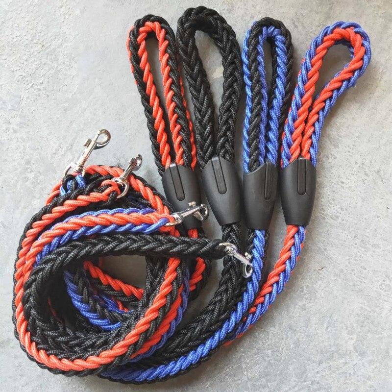 Dog Chain German Shepherd Traction Belt Husky Hand Holding Rope Golden Retriever Dog Pulling Large Dog Unscalable Dog Horse 8