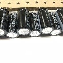 10PCS RUBYCON YXF 25V4700UF 18X35.5MM condensatore elettrolitico 4700uf 25v yxf 47000uF/25V ad alta frequenza bassa resistenza di lunga vita