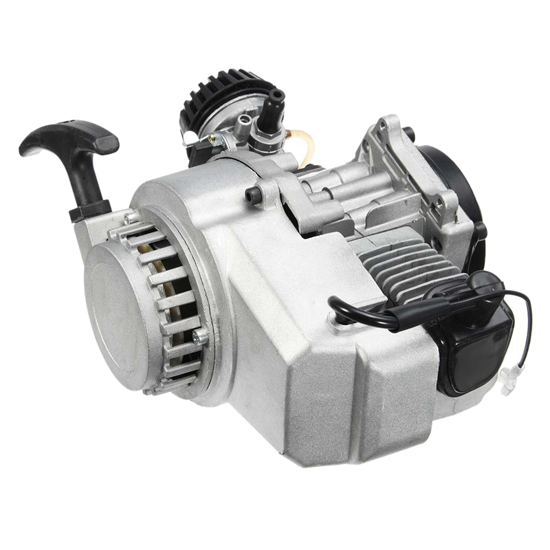 49Cc 2 Stroke Cdi Hand Pull Start Engine Motor for Mini Motorcycle Atv Scooter Bike|Scooter Parts & Accessories| |  - title=