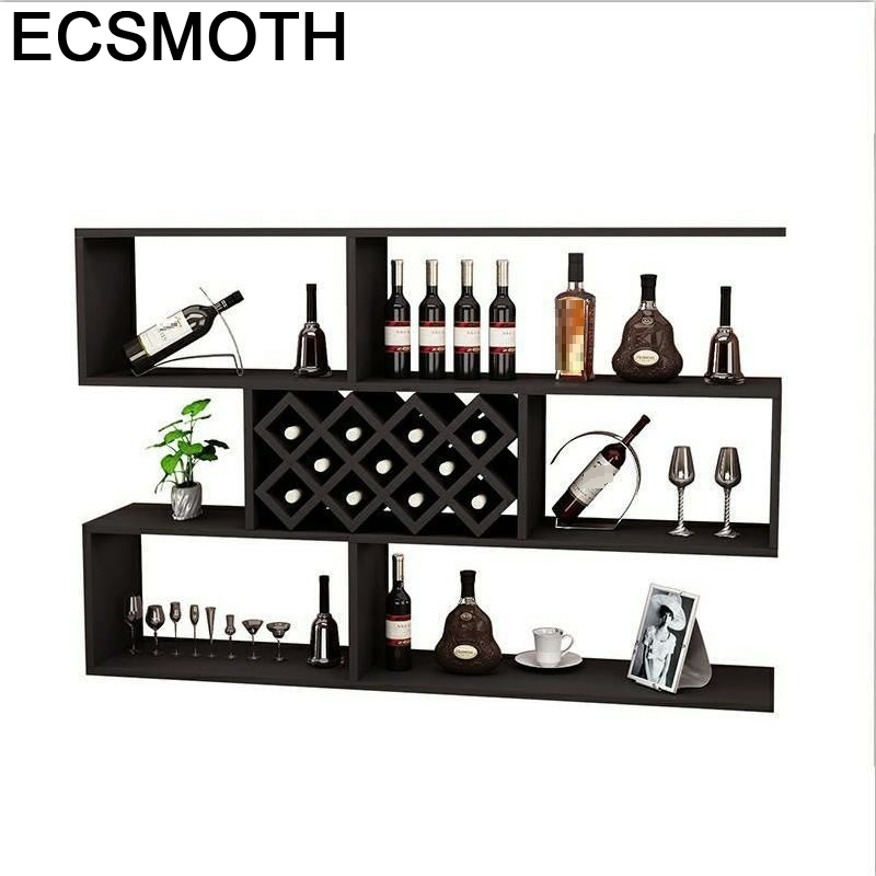 Salon Cristaleira Meuble Dolabi Desk Mobili Per La Casa Rack Kitchen Display Meja Mueble Commercial Furniture Bar Wine Cabinet